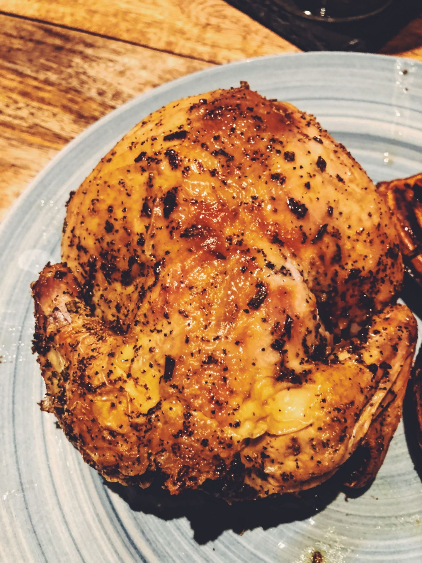 Simple Cornish Hen Recipe