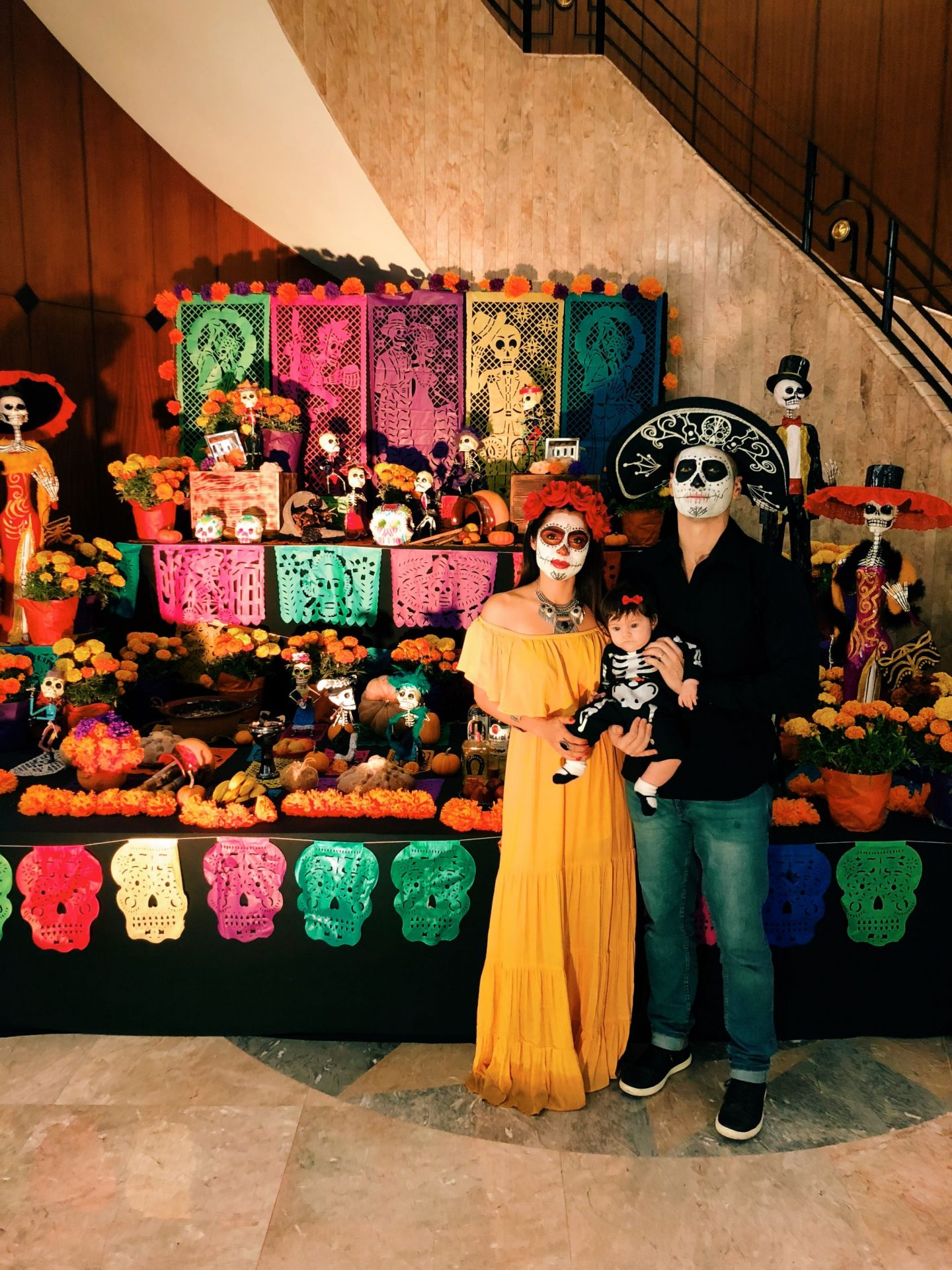 Planning a trip to in Mexico City for Dia de Los Muertos