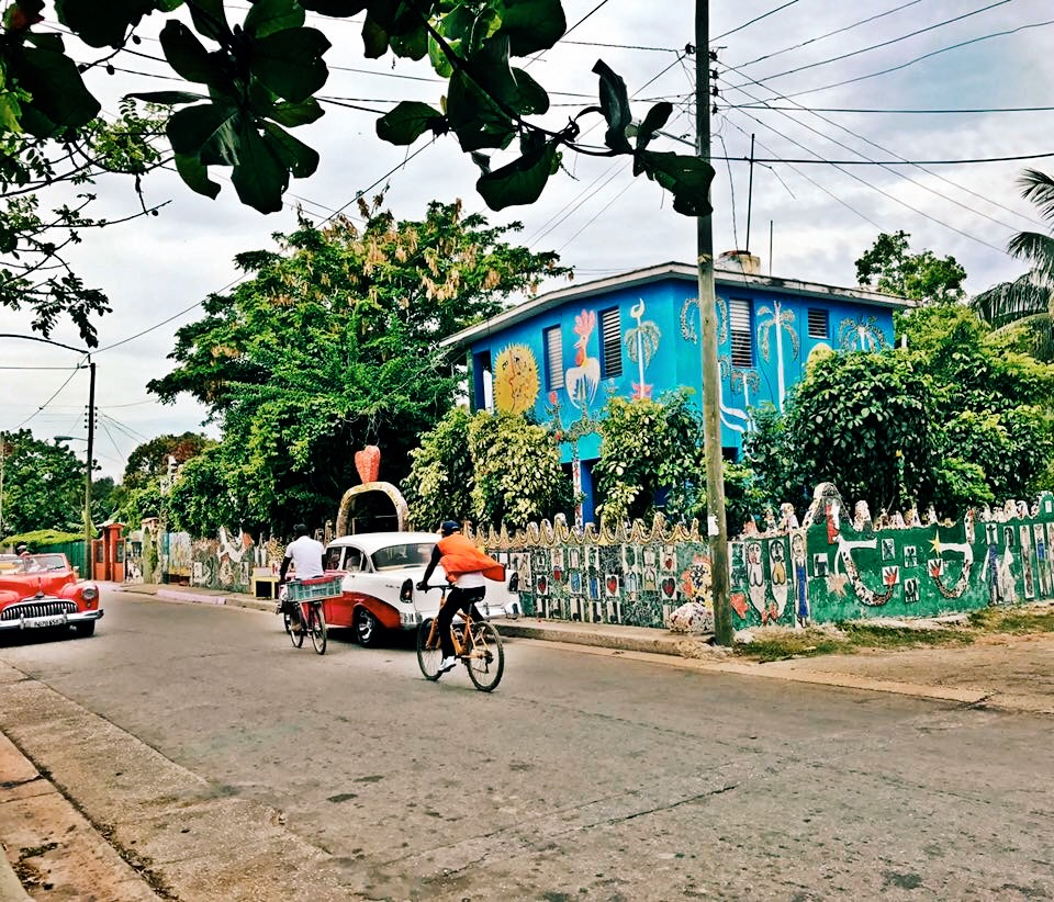 Cuba: Fusterlandia