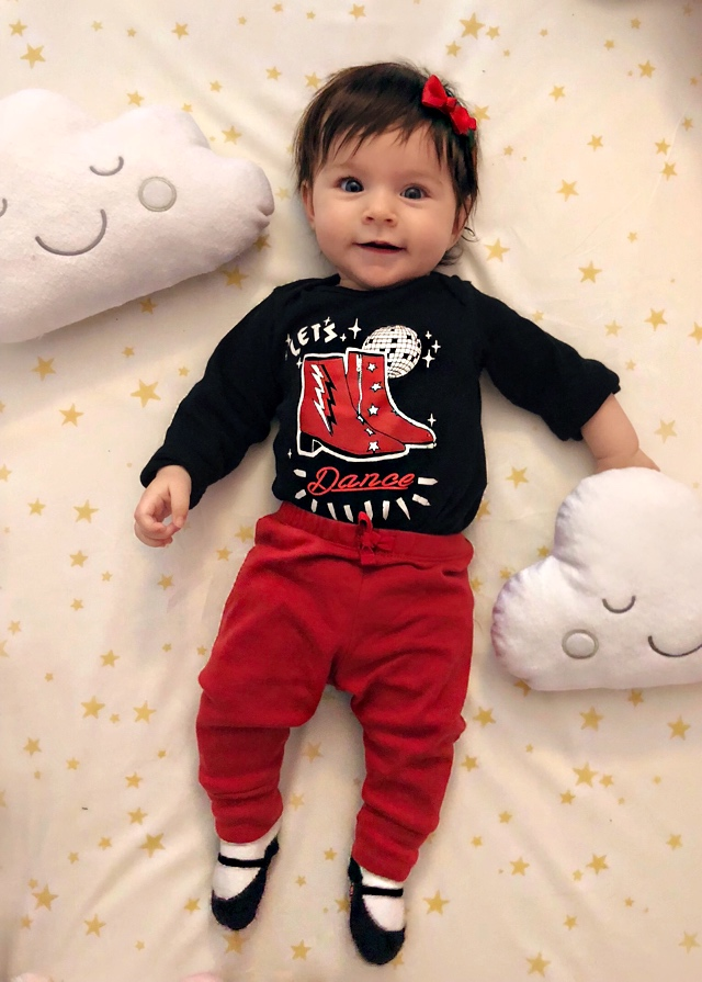Baby Teith:  Rock-n-Roll Kids Clothing