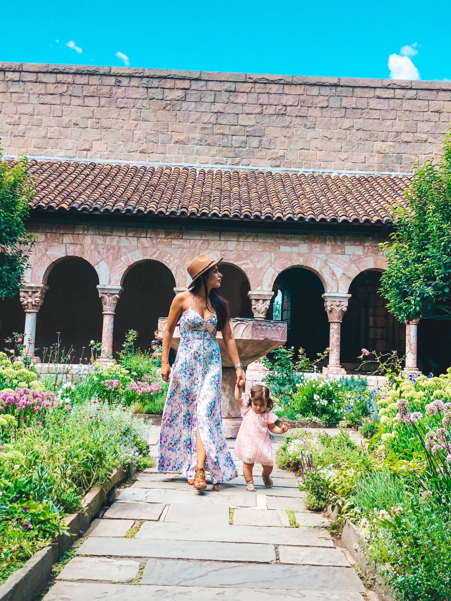 Cloisters: A Walk in Medieval Times